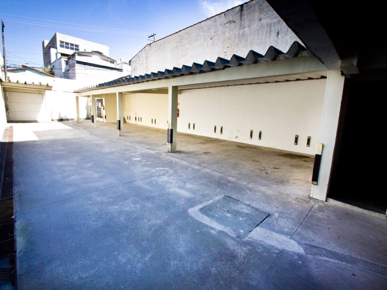 Estacionamento coletivo - Hotel em São Bernardo do Campo