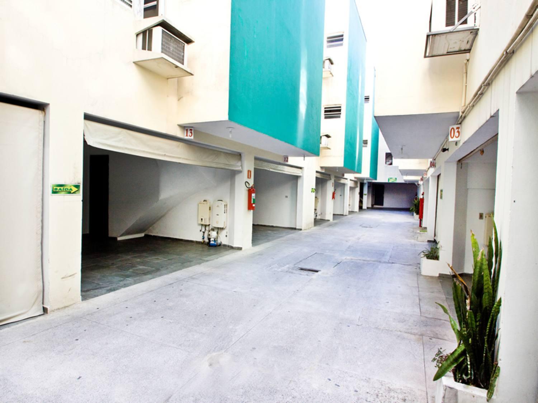 Estacionamento privativo - Hotel em São Bernardo do Campo