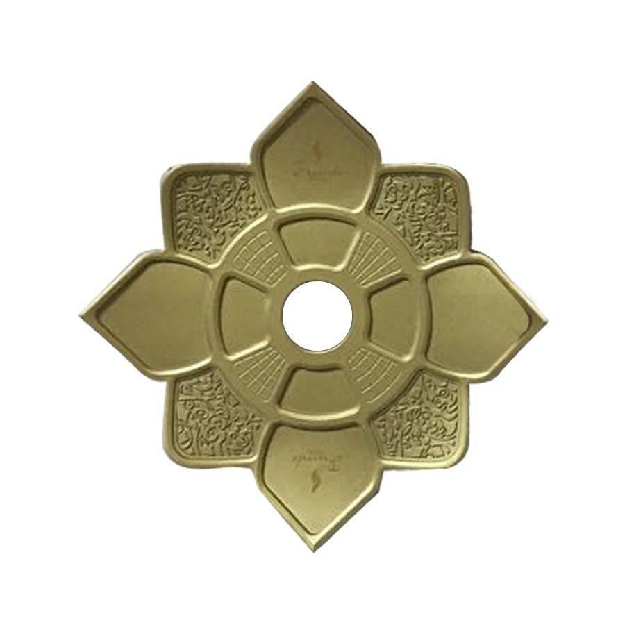 Prato dourado - 6102