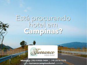 A melhor opção em hotel em Campinas!