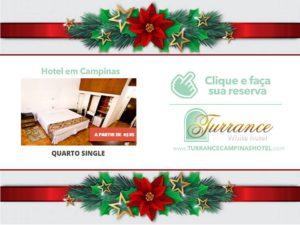 Está procurando por hotel em Campinas para dezembro?
