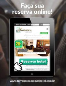 As melhores tarifas de hotel em Campinas você encontra aqui!