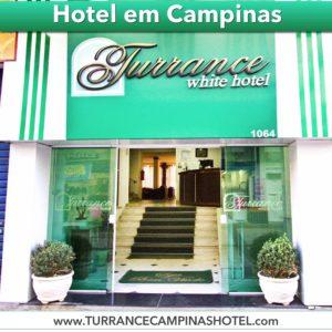 Escolha o hotel que tem o melhor custo benefício em Campinas, escolha o Turrance White Hotel!
