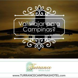 Escolha o melhor hotel em Campinas!