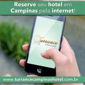 Faça sua reserva de hotel em Campinas pela internet!