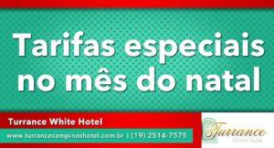 Encontre o melhor custo benefício no Turrance White Hotel!