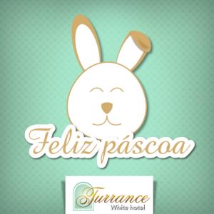 Desejamos a todos uma feliz páscoa!