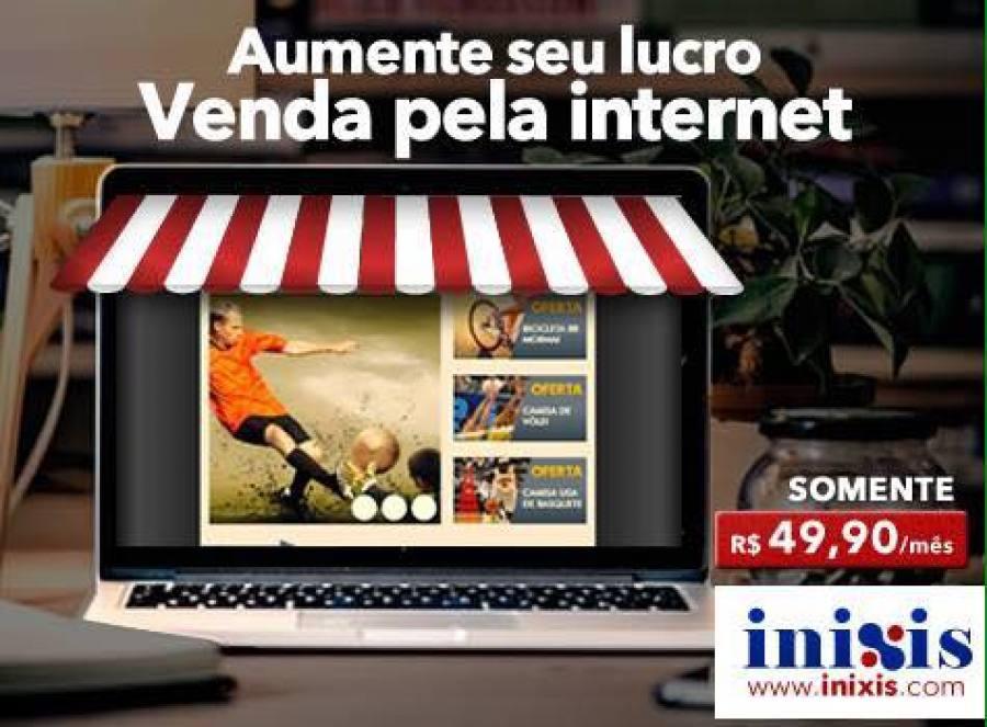 Monte sua loja virtual e aumente seu lucro!