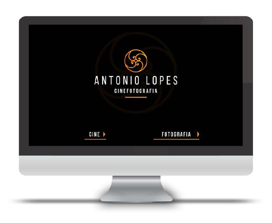 Site Antonio Lopes - Cinefotografia (2ª versão)