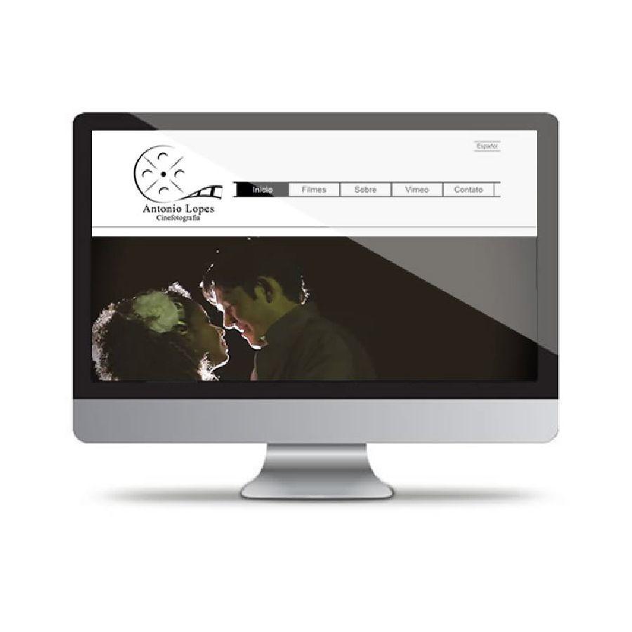 Site Antonio Lopes Cinefotografia