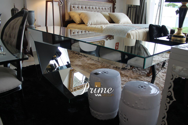 aparadores espelhados : Aparador espelhado G Busca Prime Via Decor - Loja de m?veis e ...